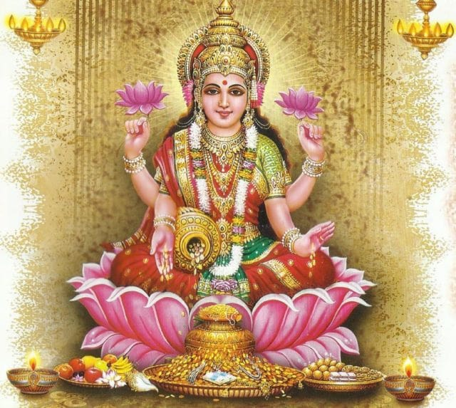Powerful Lakshmi Mantra for Wealth & Money