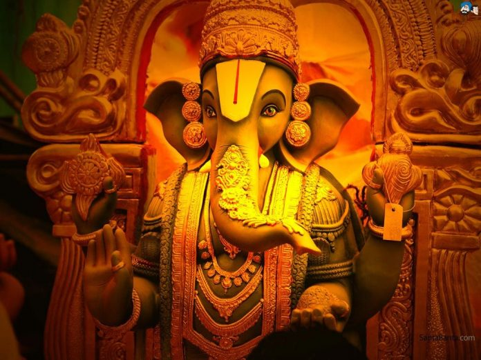 Ganesh Ji Mantra in Hindi