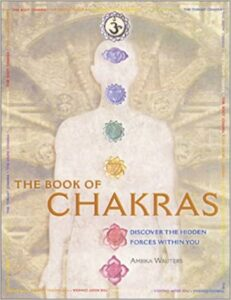 the Book of Chakras- best book for beginners