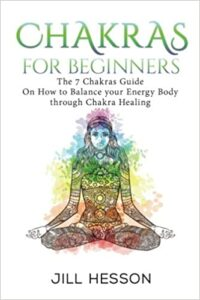 chakras for beginners- best chakra meditation book